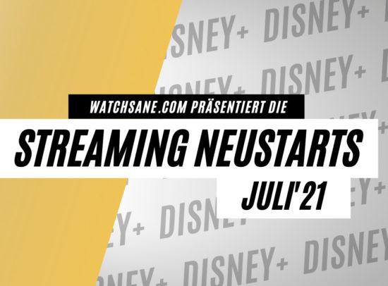Die Disney+ Neustarts im Juli