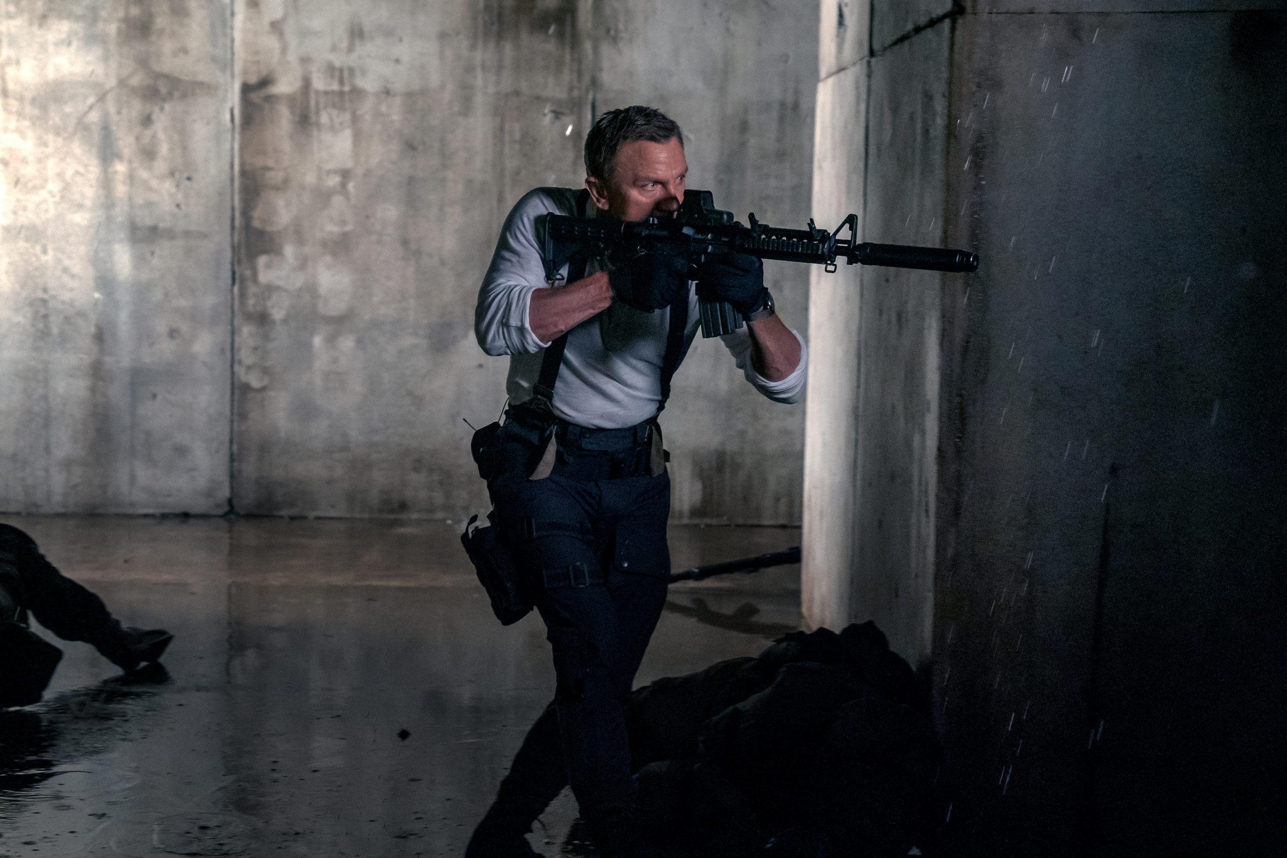 Finaler Trailer zum neuen Bond